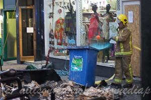 Glasgow fire